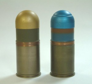 40mm rounds