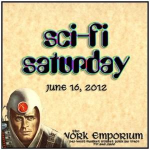 Sci-fi Saturday
