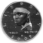 Fitty Cent Piece