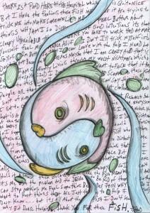 Fish by Jared von Hindman