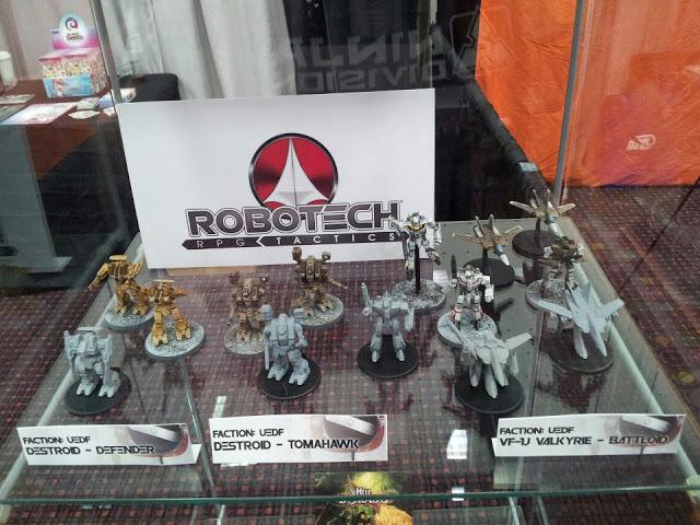 Robotech RPG Tactics GAMA