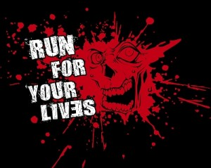 Run For Your Lives - Zombie Run