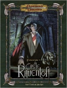 Expedition to Castle Ravenloft Cover
